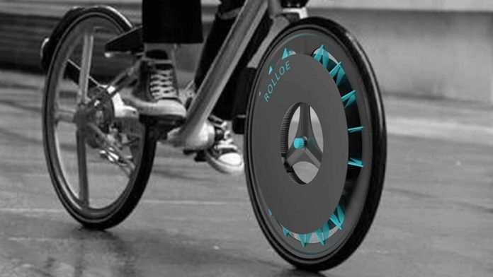bicicleta filtra aire contaminado