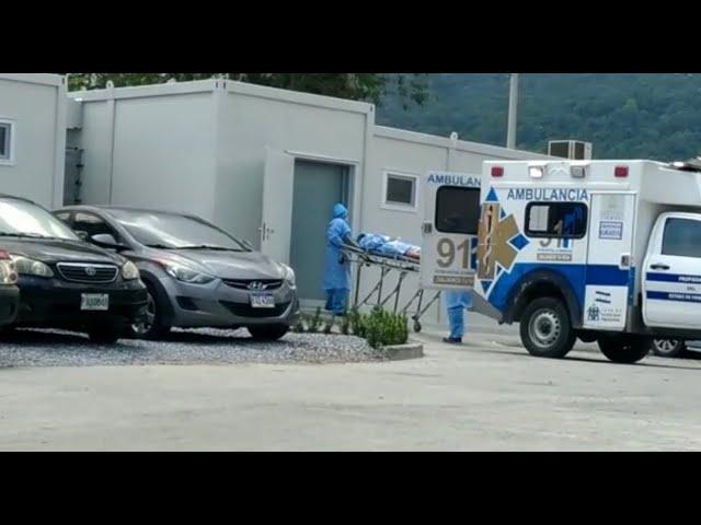 Hospital Móvil de SPS funcionamiento