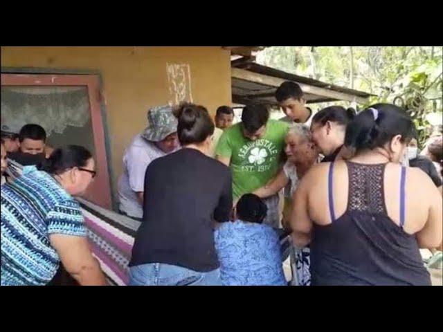 VÍDEO- Agonía de intoxicado con Dominó queda grabada; familia rezaba y lloraba
