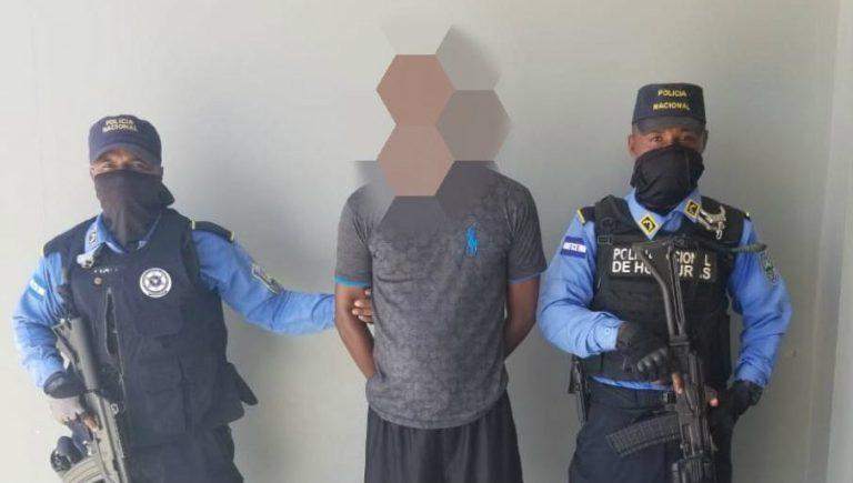 Gracias a Dios: capturan a exmilitar, supuesto responsable de tres delitos