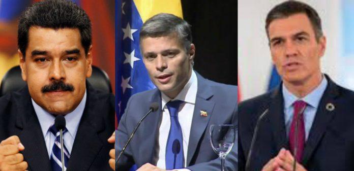 Maduro contra Presidente de España