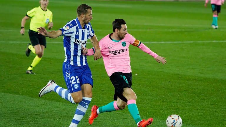 Barcelona logra sufrido empate y no convence en LaLiga