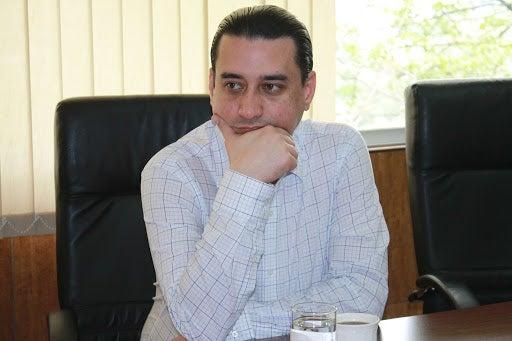 ATIC captura a Marco Bográn: llegaron hasta su casa, confirma abogado