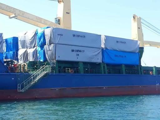 Martes inicia inspección de embarque con dos hospitales móviles: INVEST-H