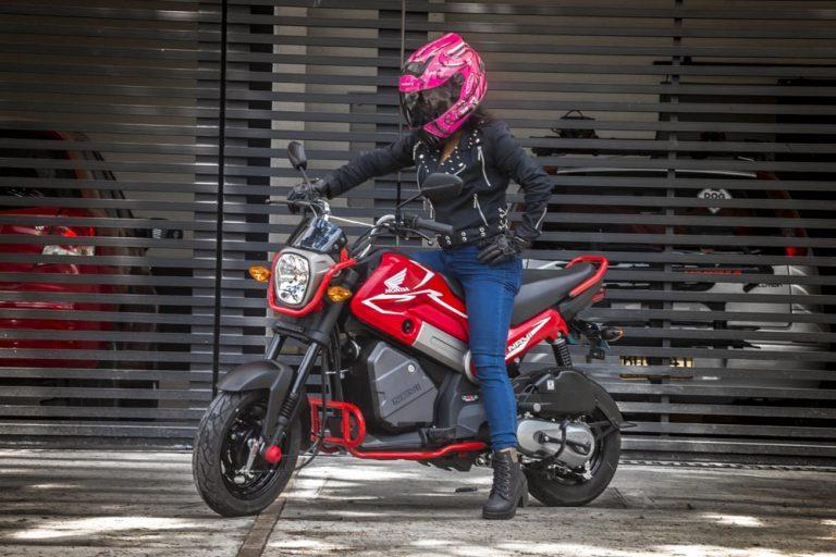 Honda NAVi, una moto considerada «ideal» para principiantes y expertos