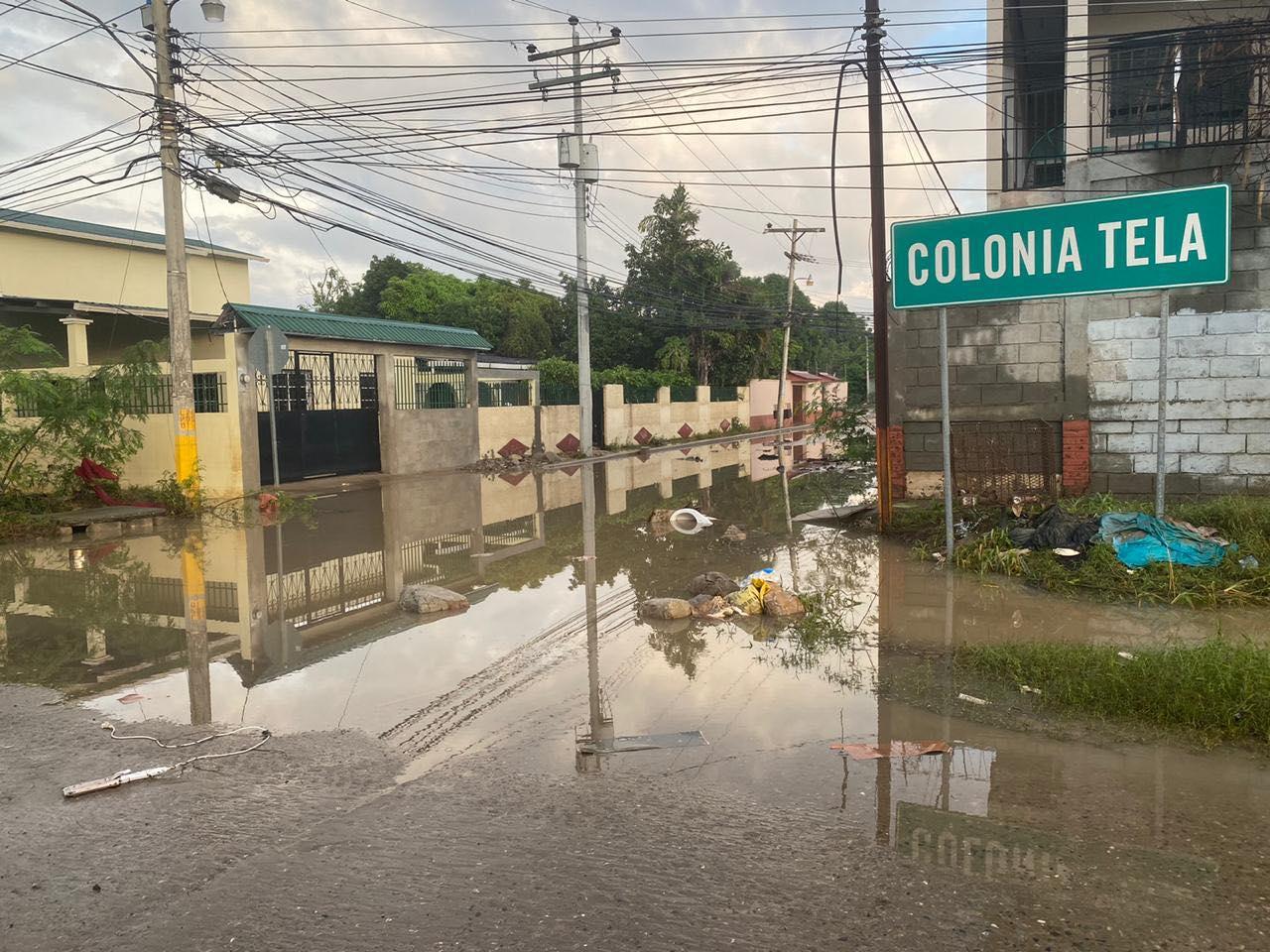 La Lima calles basura