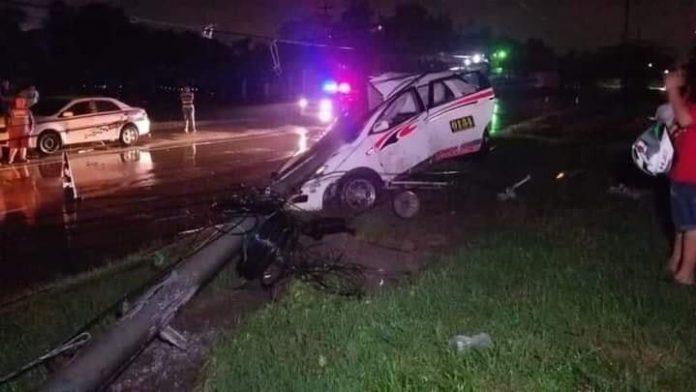 Taxista murió Choloma