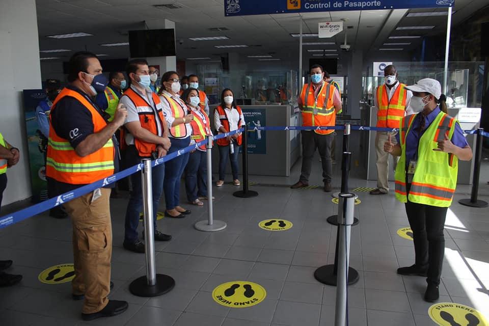 Aeropuerto Golosón La Ceiba vuelos internacionales