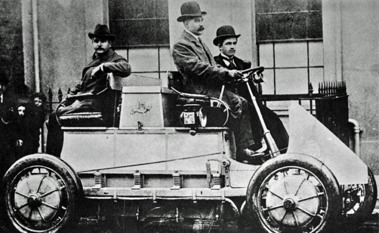 Carro eléctrico, ¿Algo novedoso? En realidad, no: surgió en 1830