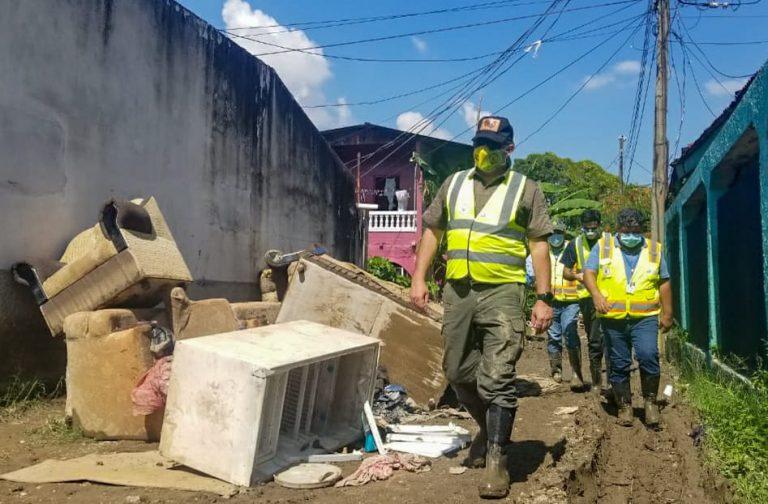 Municipalidad de SPS: continúan limpiezas en la Rivera Hernández y Chamelecón