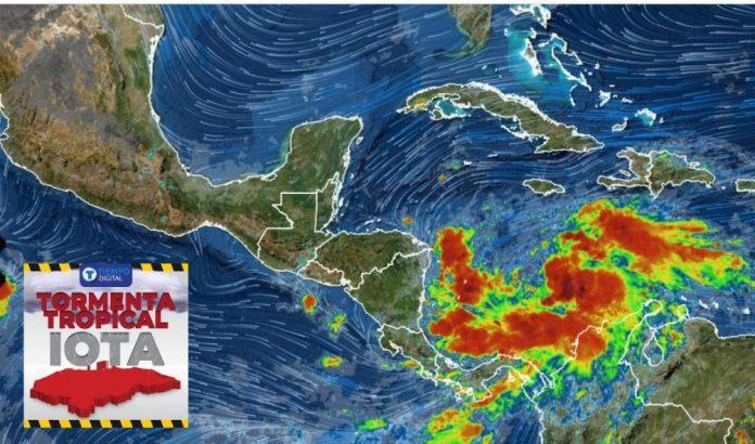 Iota Colombia y Panamá