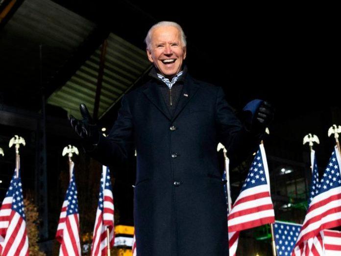 Joe Biden nacionalidad EEUU
