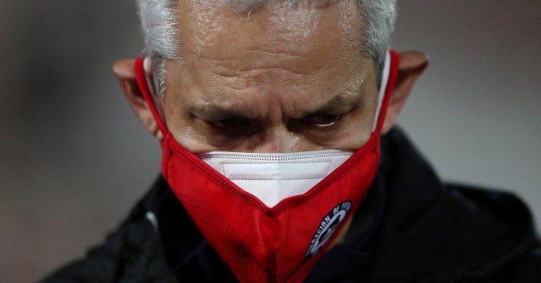Rueda estaría viviendo sus últimas horas como DT de Chile