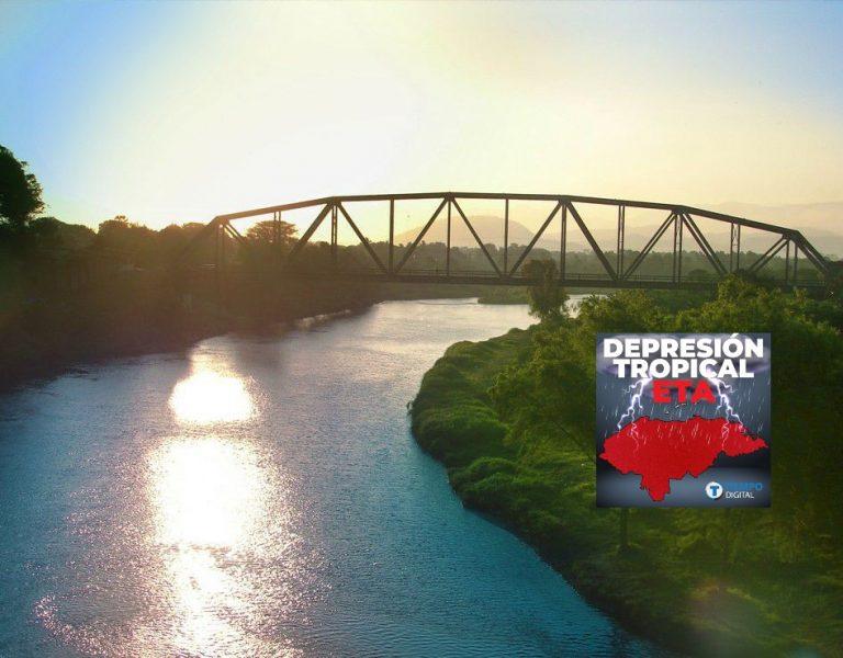Puente destruido por Eta inspiró a una de las estampillas más caras del mundo