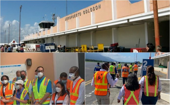 aeropuerto de La Ceiba vuelos internacionales