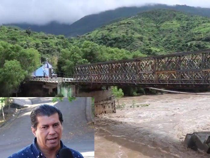 Arquitecto puentes bailey mitch