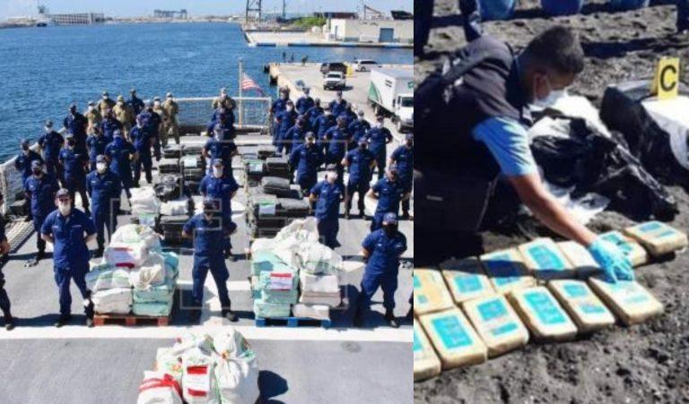 "Nicaragua: decomisan 340 paquetes de cocaína marcados con iniciales de ""CR7"""