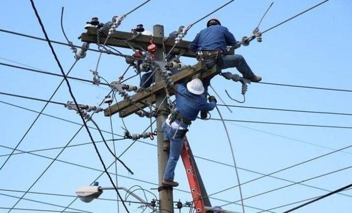 domingo cortes de energía Honduras