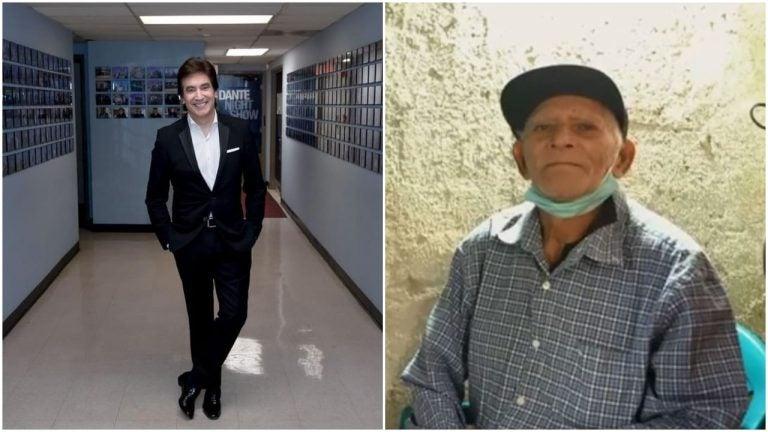 ¡Imposible no llorar! Dante Gebel renueva el hogar de un anciano hondureño