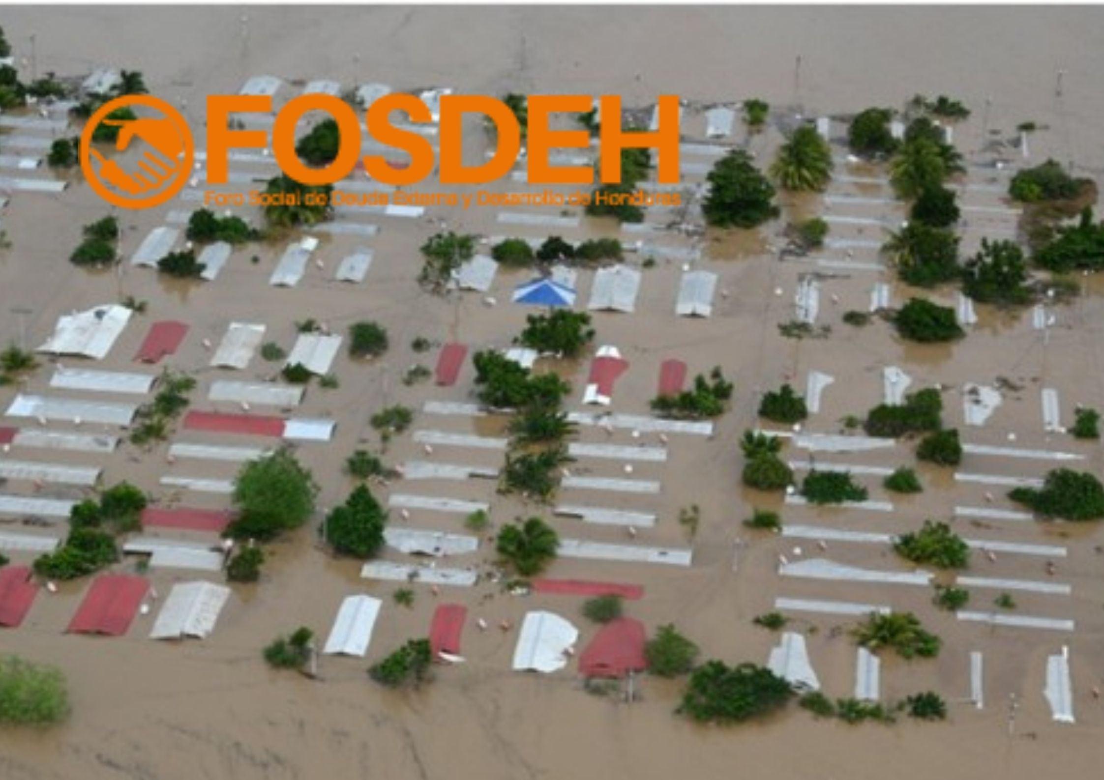Fosdeh propuesta reconstrucción