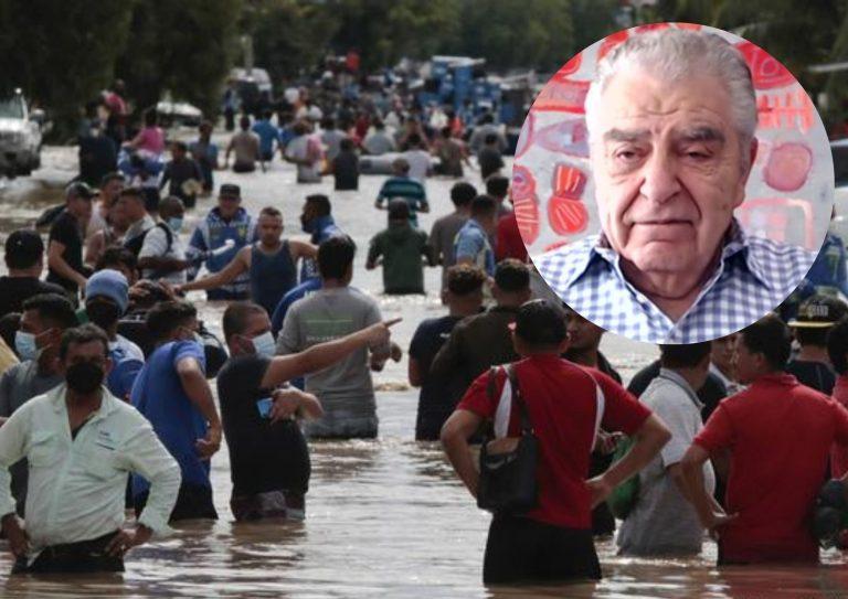Don Francisco solicita ayuda para damnificados por Iota en Honduras y Nicaragua