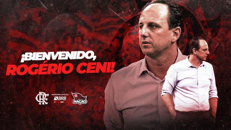 Oficial: la leyenda del fútbol brasilero que llega al banquillo del Flamengo