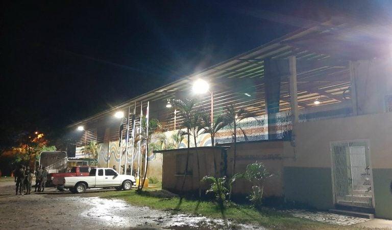 Nueve reclusos aprovechan y se fugan de albergue en El Progreso, Yoro