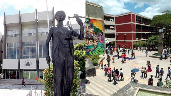 Poder Judicial UNAH feriado morazánico