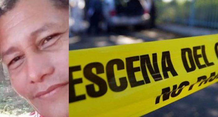 Matan jefe policía municipal Marcovia