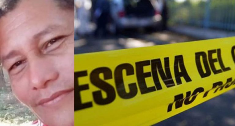 Matan de varios disparos a jefe de la Policía Municipal en Marcovia