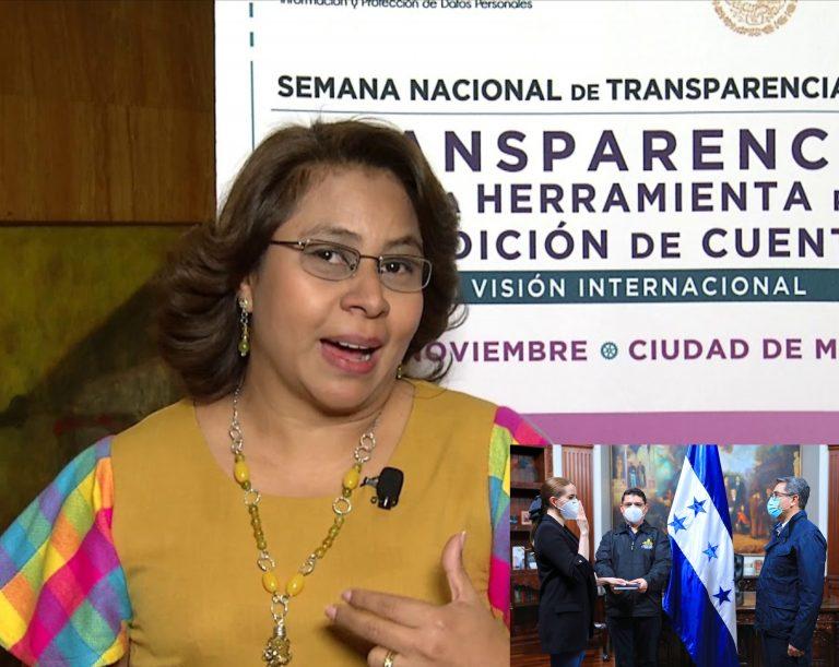 """IAIP sobre creación de Secretaría de Transparencia: """"Nos toma por sorpresa"""""""