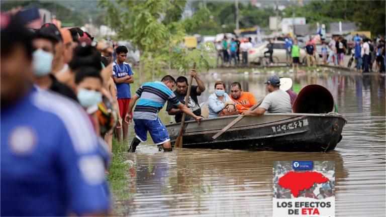 Eta Honduras| Listado de las 41 personas fallecidas en el Valle de Sula
