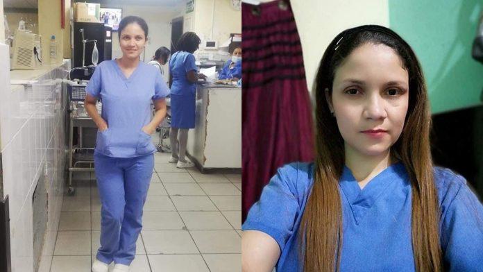 enfermera asesinada en IHSS