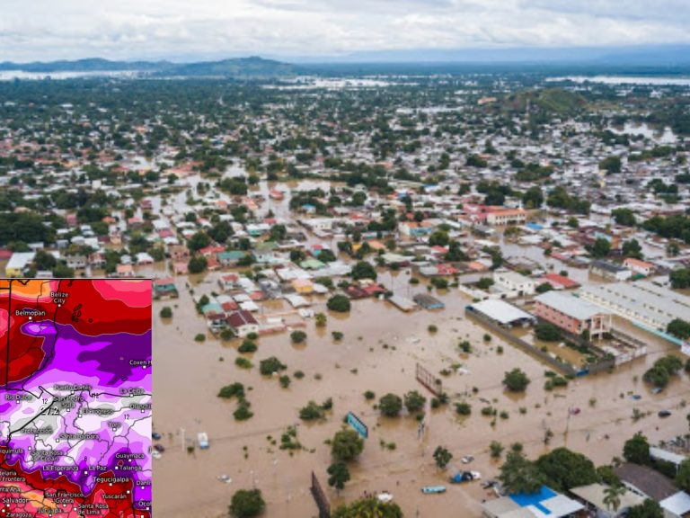 ¿Cómo será la afectación de Iota sobre el Valle de Sula? Conozca detalles