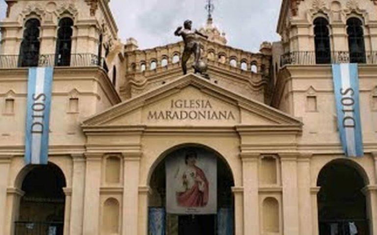 Curiosidades sobre la «iglesia Maradoniana» y sus diez mandamientos