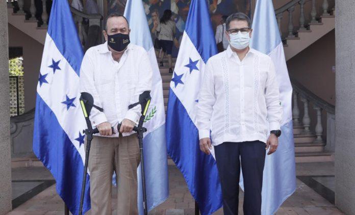 Guatemala Honduras Eta