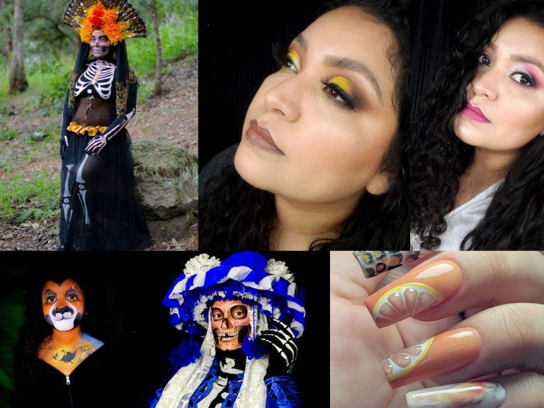 LA ENTREVISTA: Maricela Martínez, una maestra del maquillaje y uñas acrílicas