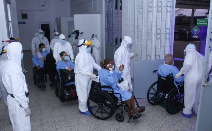 información pandemia honduras