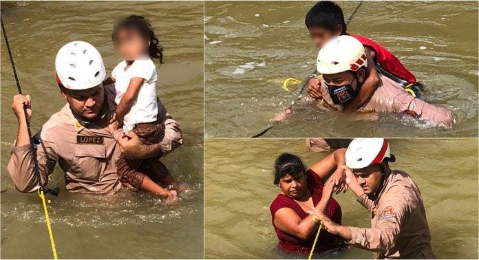 Rescates en Omoa