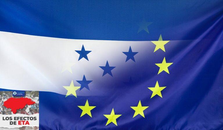 UE destina €1,55 millones para ayuda humanitaria a afectados por Eta en CA