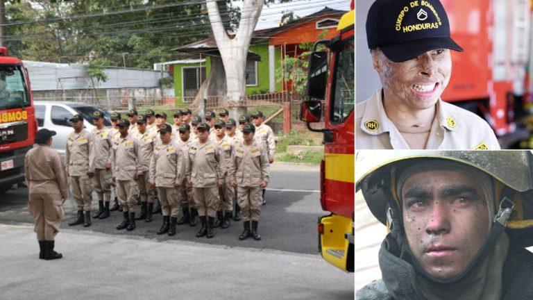 """Día del Bombero en Honduras: Dos reconocidos héroes """"destapan"""" su lado humano"""
