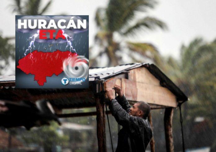 Economista del Fosdeh aseguró que si el huracán Eta impacta a Honduras como lo hizo el Mitch, las pérdidas económicas serán altas en el país.