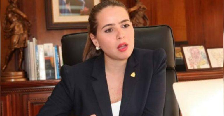 """Andrea Matamoros: """"Secretaría de Transparencia prevendrá corrupción""""; reitera lealtad"""