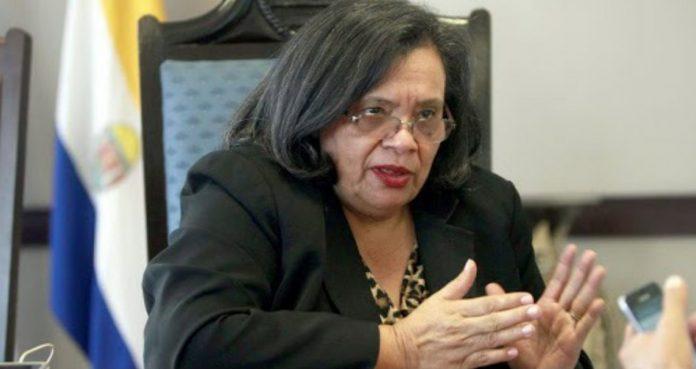 Julieta Castellanos Secretaría de Transparencia