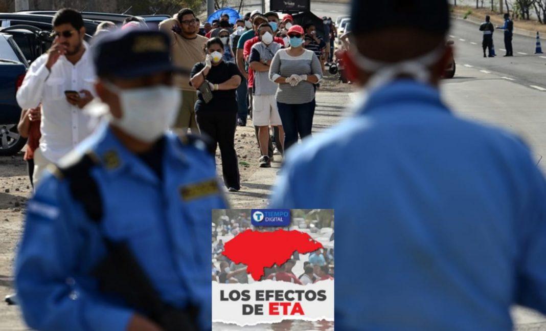 Libre circulación en Honduras