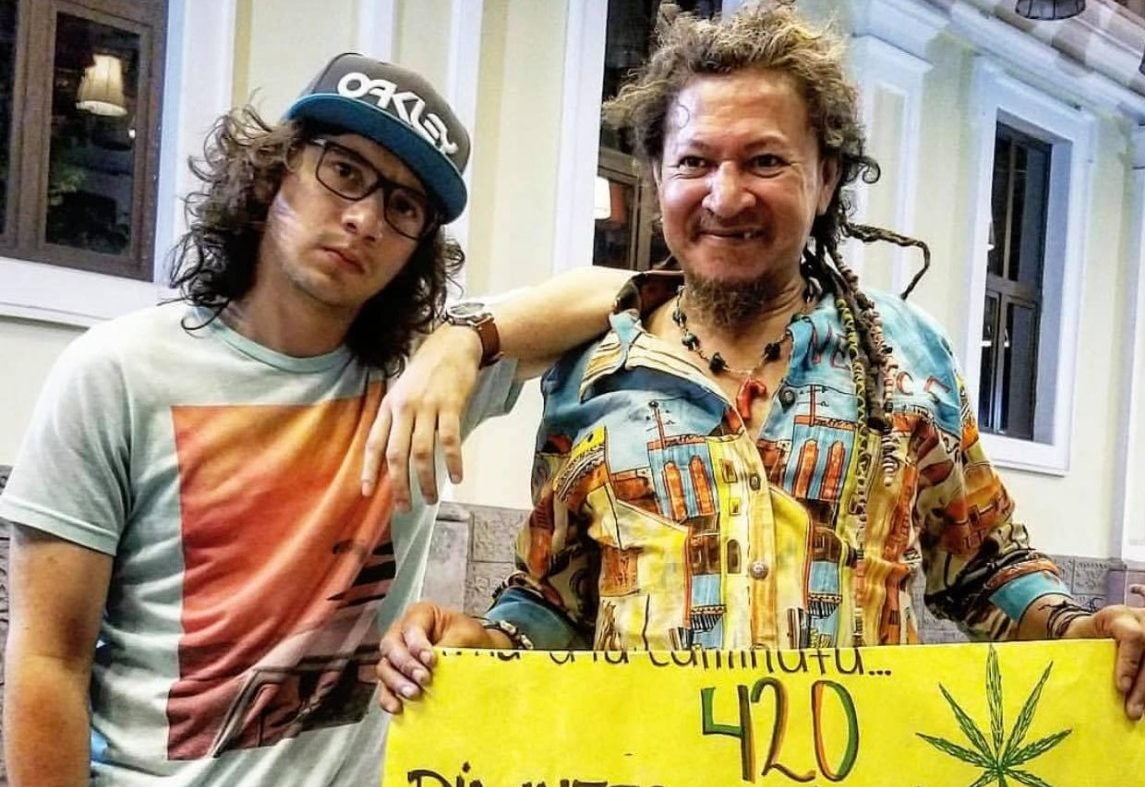 max alcántara legalizar marihuana
