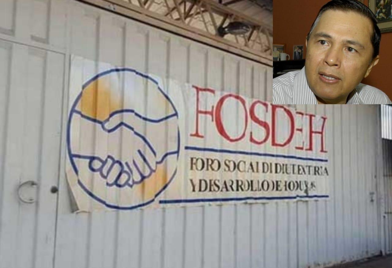 recuperación de Honduras Fosdeh