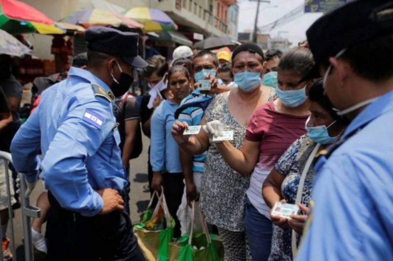 Eta, Iota y COVID-19: ¿Qué dígitos circulan hoy, lunes, en Honduras?
