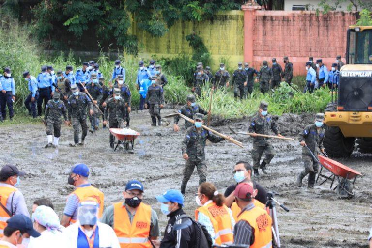 Gobierno de Honduras lanza «masiva» operación de limpieza en el Valle de Sula
