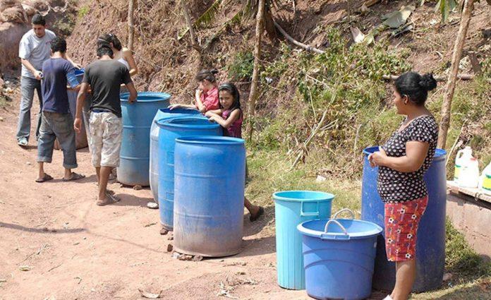 BCIE proyecto agua Lempira